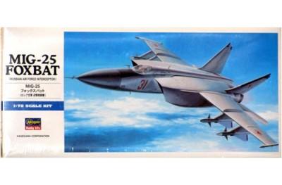 1/72 MiG-25 Foxbat