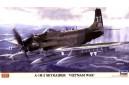 1/72 A-1H/J Skyraider Vietnam War