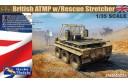 1/35 British ATMP with rescue stretcher