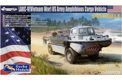 1/35 LARC-V US army amphibious cargo vehicle (Vietnam war)