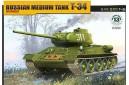 1/48 T-34/85 RUSSIAN TANK