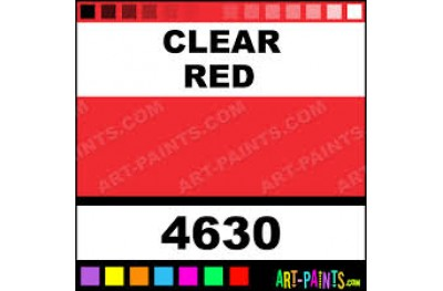 Model Master Acrylic Clear Red 15ml