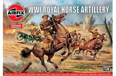 1/76 WWI Royal Horse artillery