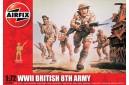 1/72 WWII British 8th army