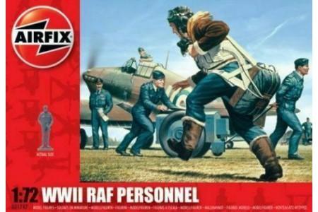 1/76 WWII RAF personnel