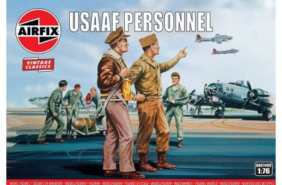 1/76 WWII USAF personnel
