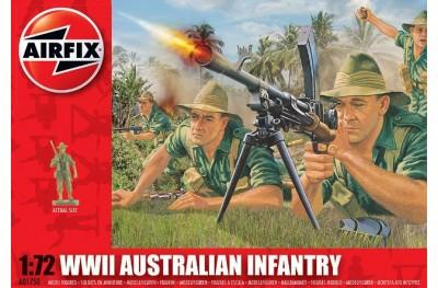 1/72 WWII Australian infantry