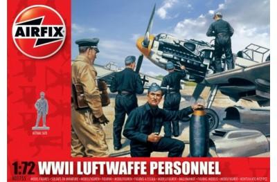 1/72 WWII Luftwaffe personnel