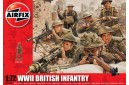 1/72 WWII British infantry