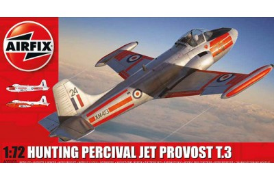 1/72 Hunting Percival Jet Provost T3