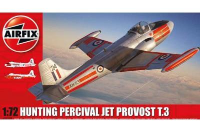 1/72 Hunting Percival Jet Provost T3