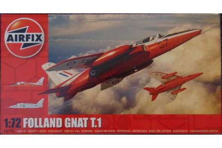 1/72 Folland GNAT T1 (2 seater)
