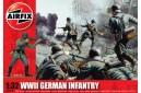 1/32 (1/35) WWII German infantry