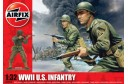 1/32 (1/35) WWII US infantry