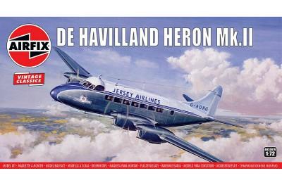 1/72 De Havilland Heron Mk II