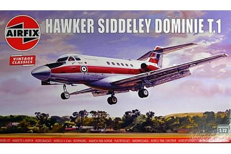 1/72 Hawker Siddeley Dominie T1