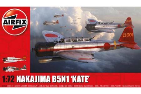 1/72 Nakajima B5N1 Kate