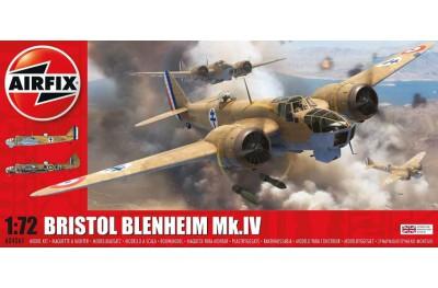 1/72 Bristol Blenheim Mk IV bomber