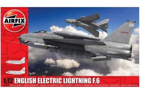 1/72 English Electric Lightning F6