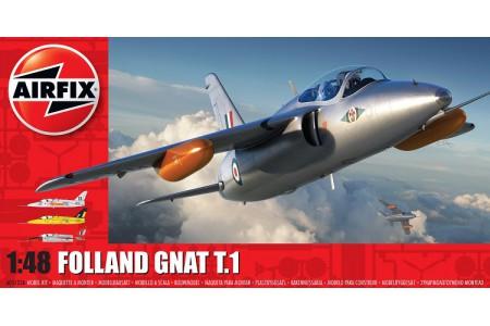 1/48 Folland GNAT T1 (2 seater)