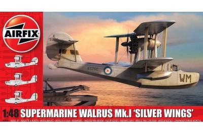 1/48 Supermarine Walrus Mk I silver wing