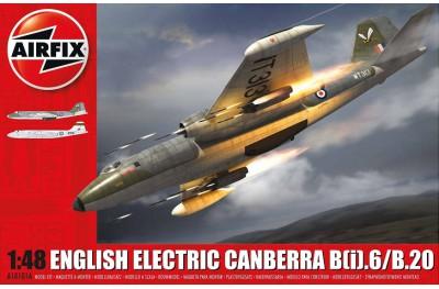 1/48 EE Canberra B6 / MK20