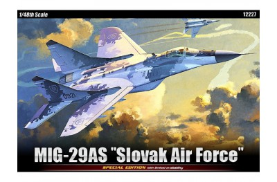 1/48 MiG-29AS Slovak Air force