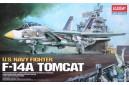 1/48 F-14A Tomcat w/ weapon