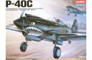 1/48 P-40C Tomahawk