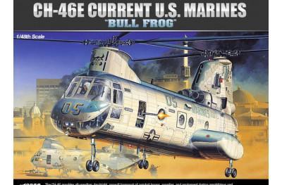 1/48 CH-46E Bull Frog US Marines