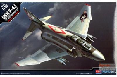 1/48 F-4J Phantom II VF-102 Vietnam war