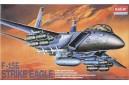 1/72 F-15E Strike eagle w/ weapon
