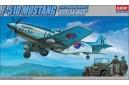 1/72 F-51D Mustang Korean war