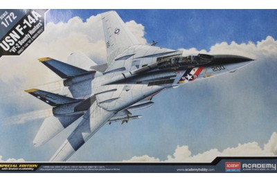 1/72 F-14A VF-2 Bounty hunters