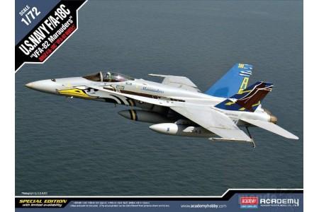 1/72 F/A-18C VFA-82 Marauders