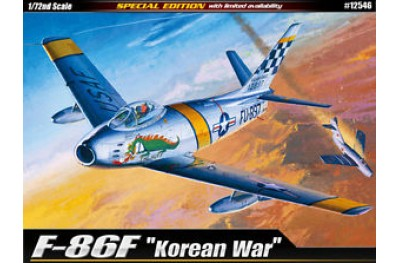 1/72 F-86F Sabre Korean war