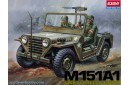 1/35 US army M-151A1 Vietnam war