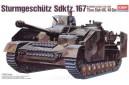 1/35 Sturmgeschutz Sdkfz 167