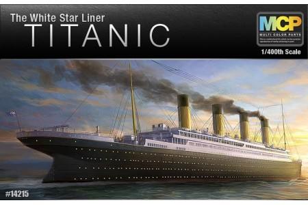 1/400 Titanic (MCP)