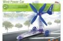 WIND POWER CAR