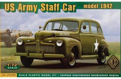 1/72 Ford 21A staff car 1942