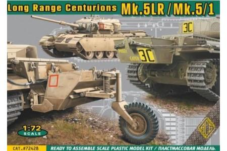 1/72 Australian Centurion MK 5LR Vietnam