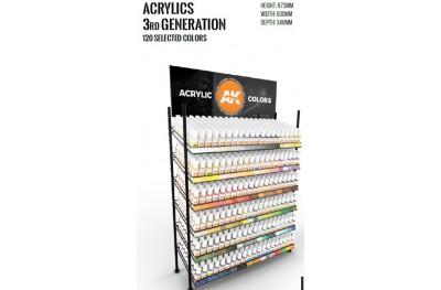 AK Acrylic 3rd Generation Colors 17ml