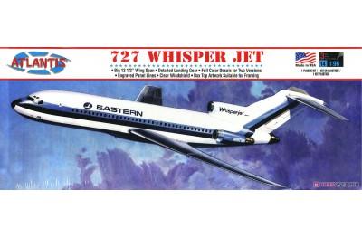 1/96 Boeing 727 Whisper jet