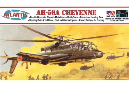 1/72 AH-56A Cheyenne