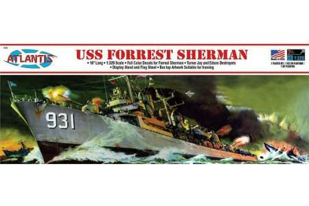 1/320 USS Forrest Sherman