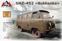 1/35 UAZ-452 Bukhanka