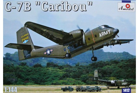 1/144 C-7B Caribou