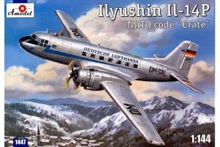 1/144 Ilyushin IL-14P Crate