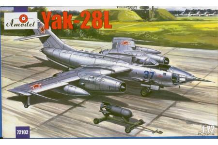 1/72 Yak-28L Bomber